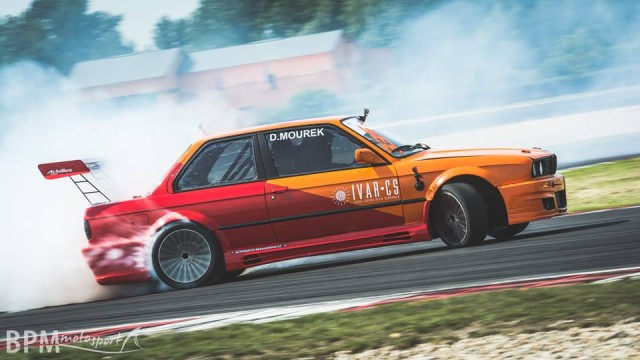 Czech Drift Series 2016 Slovakia ring