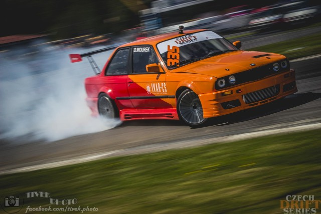 Czech Drift Series CDS Sosnová 2016